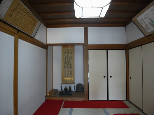 安倍文殊院(本堂)-08