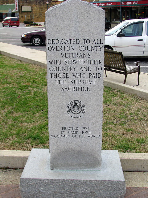 Woodmen - Veterans Memorial