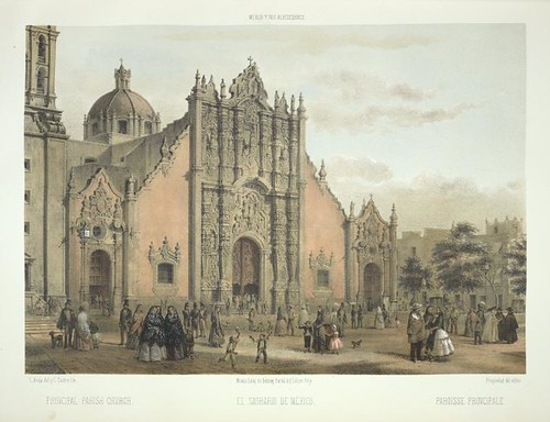 El Saghario de Mexico