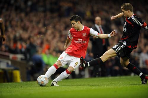 Arsenal v Liverpool por toksuede.