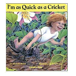 Quick As A Cricket-Audry Wood