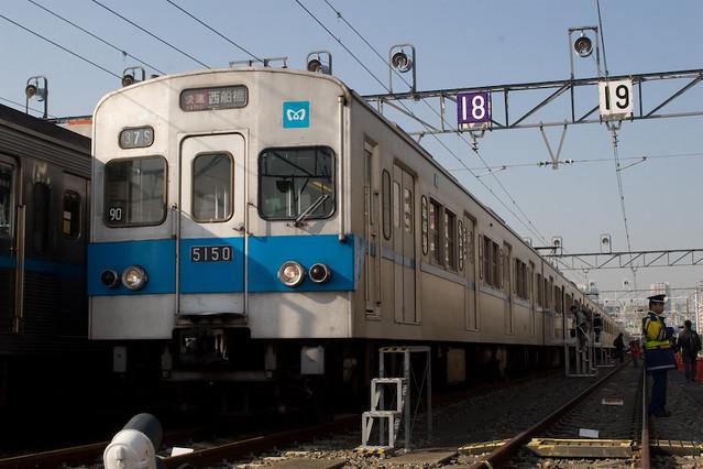 東京メトロ5000系
