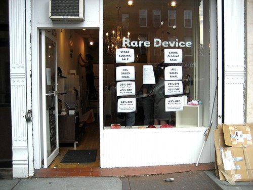 goodbye rare device brooklyn