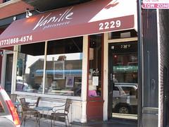 Vanille Patisserie: Store