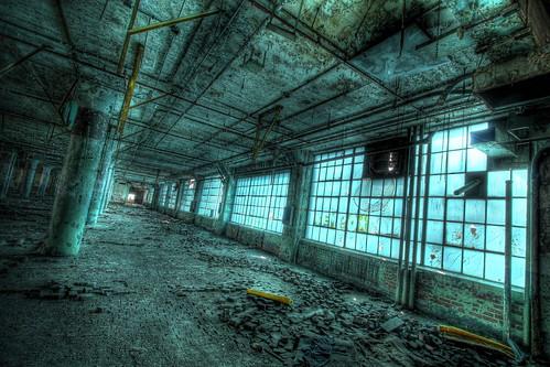 フリー画像| 人工風景| 建造物/建築物| 廃墟/廃屋| HDR画像|       フリー素材|