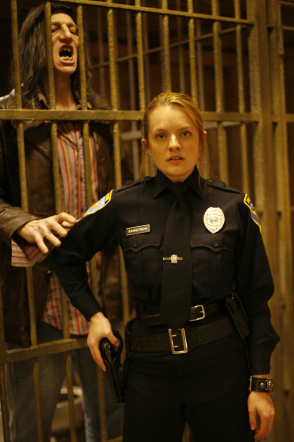 Elisabeth Moss en Fear itself Eater