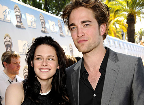 robert pattinson mtv