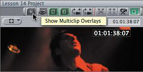 multiclip editing