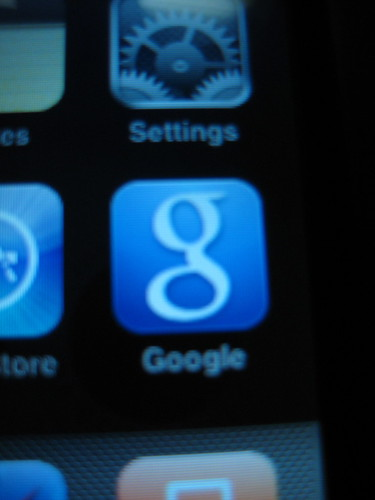 Google Mobile App for the iPhone