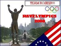 Team Rosie's Ravelympics
