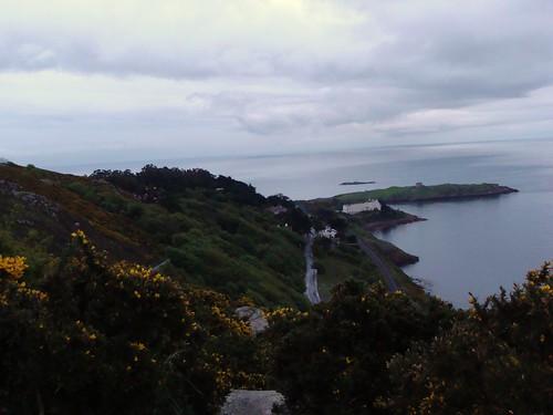 Dalkey Hill Rainy 035