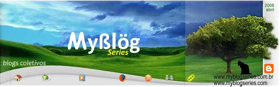 logotipo my blog series