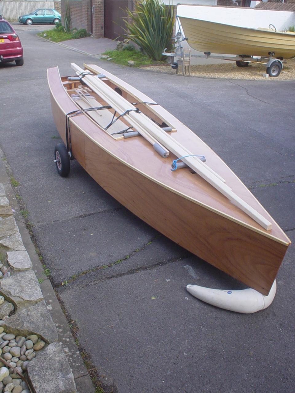 Sailing Yacht Kit