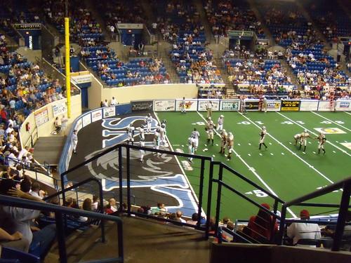 Touchdown Lions!