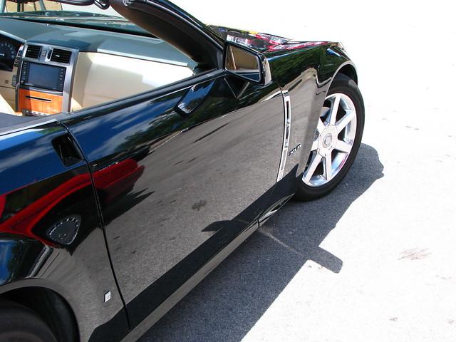 car illinois cadillacxlr 2009genevaconcoursdelegance