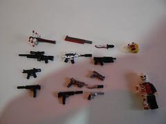 New mods (tyaak (retired)) Tags: white mod lego helicopter ba custom snot missle minigun yomama brickarms legostuff