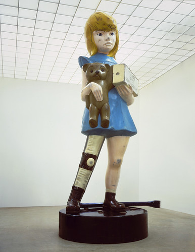 Charity, by Damien Hirst