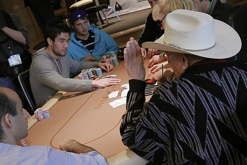 1064 Doyle Brunson Busts To Galen Hall