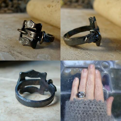 ring belt buckle