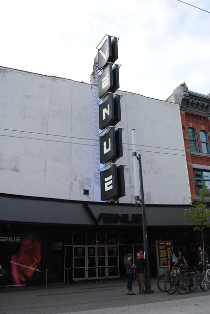 Venue Vancouver