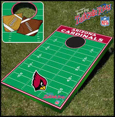 Arizona Cardinals Bean Bag Toss Game