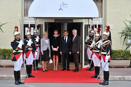 G8 Summit in Deauville, France, 26-27 May 2011