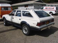 The Pimpmobile '84 AMC Eagle wagon (vwdreamer) Tags: eagle 1984 amc pimpmobile oct1007