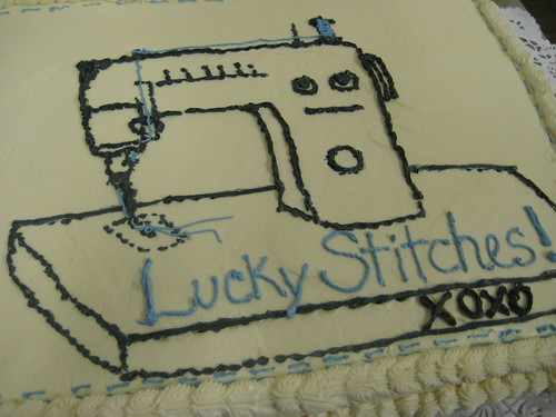 LuckyStitches - The Cake