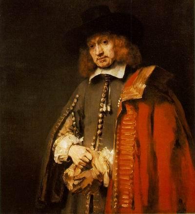 Jan Six, amigo de Rembrandt