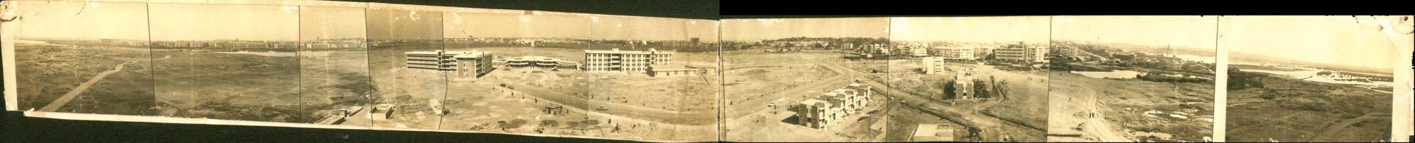 Vidyanagari Campus - mid 70's