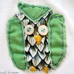 Small Threads - Hooty Hoo (small_threads) Tags: boy baby phoenix girl hat fashion birds kids bug skull clothing toddler infant hand handmade unique wrestling small crochet beetle craft clothes mexican gift pirate boutique newborn luchador medallion childr