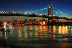 "Triboro Bridge; NYC edit for the ""Fix My Pic"" group"