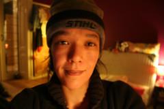 280/365 (marie-ll) Tags: selfportrait me day280 365days mariell coldoutsidewarminside 280365