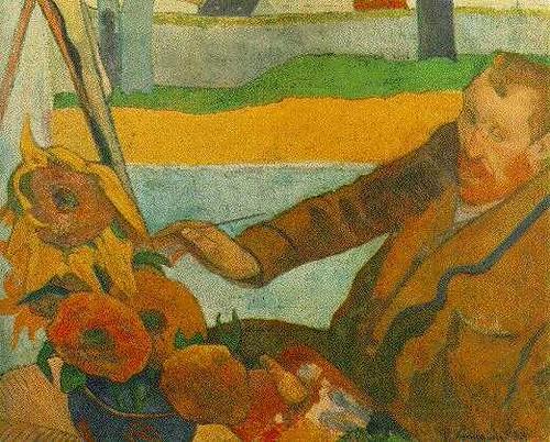 lienzo de Van Gogh
