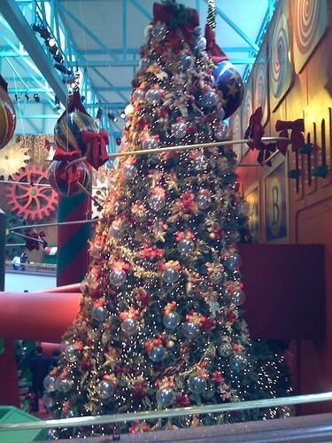 Mais vitrines de Natal