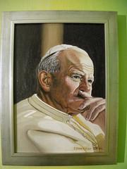 Porteret Jana Pawła II