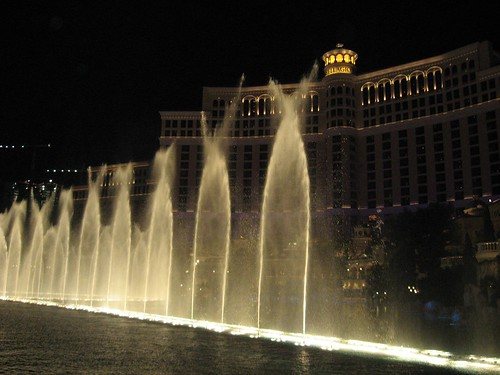 Las Vegas #38 Bellagio Fountain