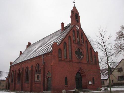 Dorfkirche Töpchin