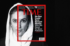 Cover of Time Magazine 2 (Ammar Abd Rabbo) Tags: pakistan nikon cover publication timemagazine benazir benazirbhutto ammarabdrabbo ammarparisfrance