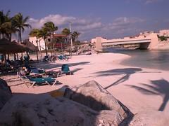 lagoon at the hotel