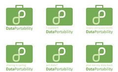 The DP Badge - DataPortability (SexySEO) Tags: logo dp chrissaad sexyseo dataportability dpbadge dataportabilitylogo