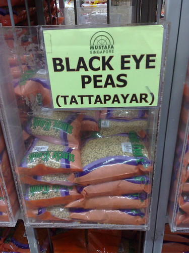 Mustafa's own Black Eye Peas
