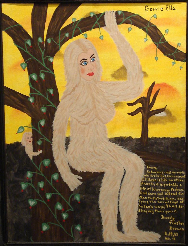 Beverly Finster - Gorilla Ella