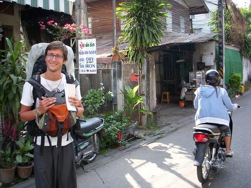 recien llegado a Chiang Mai