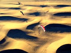 Glamis Dune 4 (Bioflyer) Tags: sand desert dunes imperial paragliding paraglider ppg parapente paraglide salton parapendio gleitschirm paramotor glamis poweredparaglider motorschirm poweredparagliding paratoys