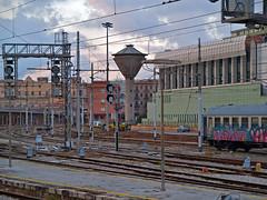 Palermo Train Station