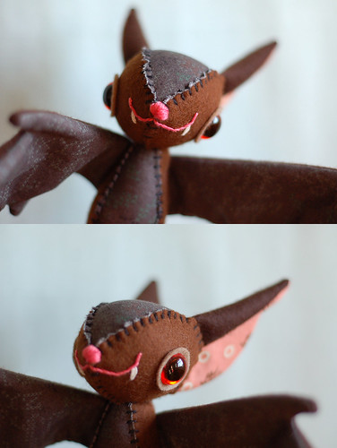 Gabor as a bat