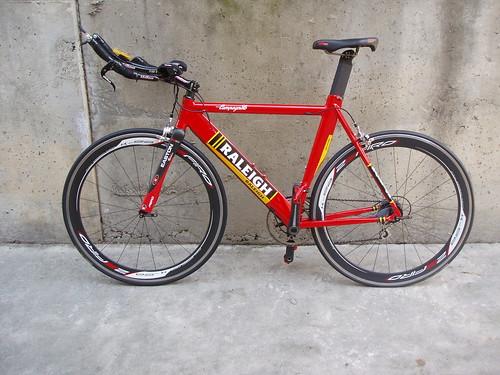 Raleigh TT 002