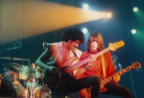 Thin Lizzy 1981 | todoRock.pe