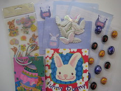 Easter package to daffyd1963